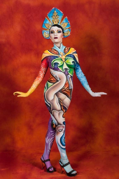 Body Painting, Body Art, Face Painting   Marzia Bedeschi - Dance life in motion